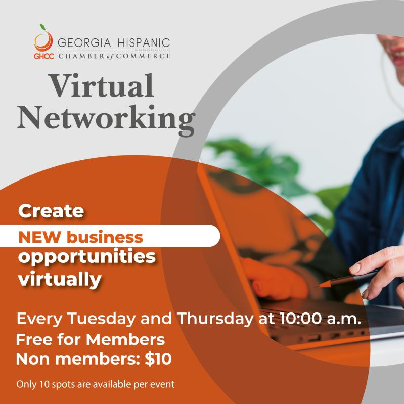 Create new business opportunities virtually